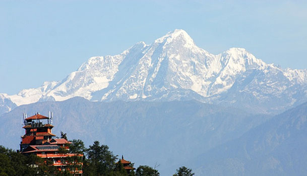 Nagarkot Nepal  city photos : ... Nagarkot Trekking, short hiking around kathmandu, chisapani nagarkot